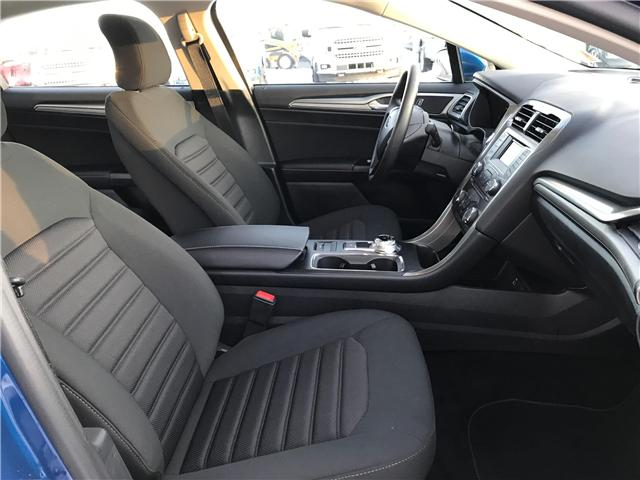2017 Ford Fusion SE (Stk: 8U066) in Wilkie - Image 15 of 22