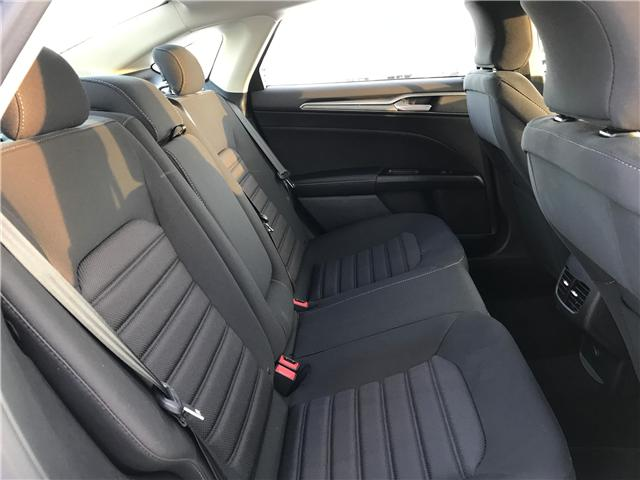 2017 Ford Fusion SE (Stk: 8U066) in Wilkie - Image 16 of 22