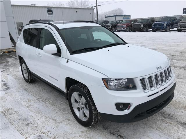 2017 Jeep Compass Sport/North (Stk: 8U058) in Wilkie - Image 1 of 22