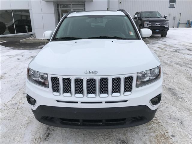 2017 Jeep Compass Sport/North (Stk: 8U058) in Wilkie - Image 16 of 22