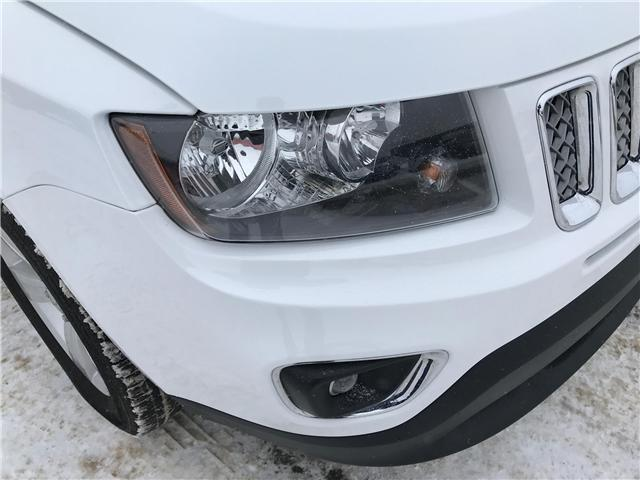 2017 Jeep Compass Sport/North (Stk: 8U058) in Wilkie - Image 21 of 22