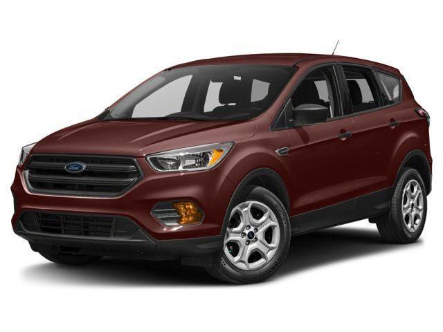2018 Ford Escape SE (Stk: 8248) in Wilkie - Image 1 of 9