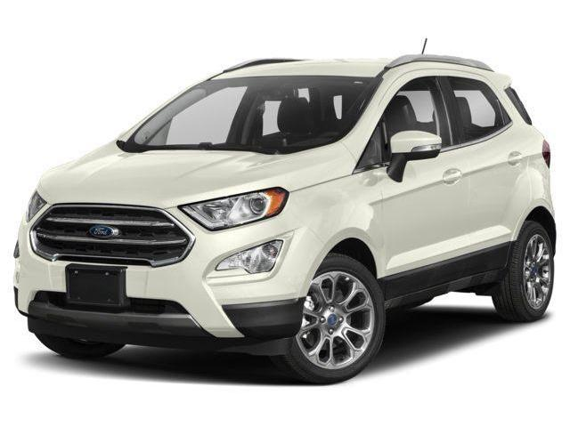 2018 Ford EcoSport S (Stk: 8184) in Wilkie - Image 1 of 9