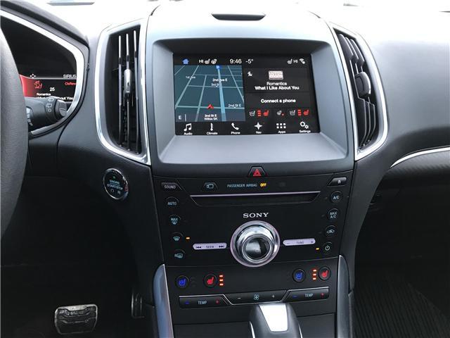 2018 Ford Edge Sport (Stk: 8118) in Wilkie - Image 9 of 25