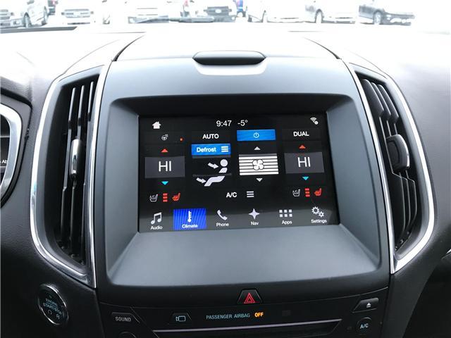 2018 Ford Edge Sport (Stk: 8118) in Wilkie - Image 11 of 25