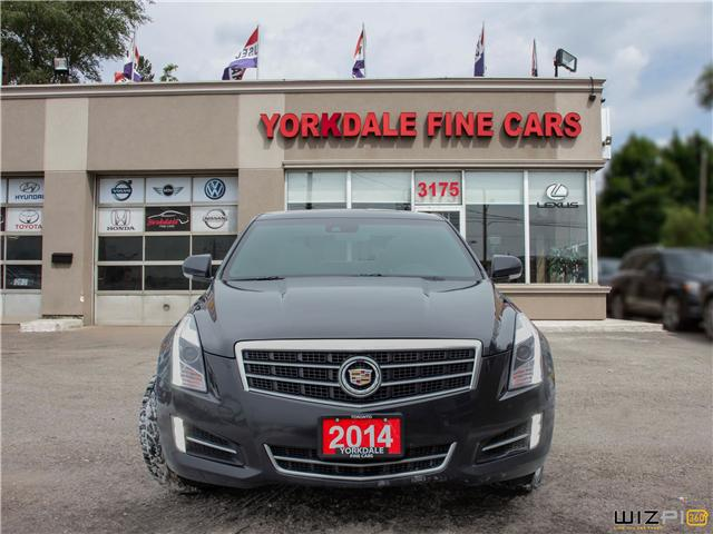 2014 Cadillac ATS 2.0L Turbo (Stk: D27882) in Toronto - Image 2 of 28