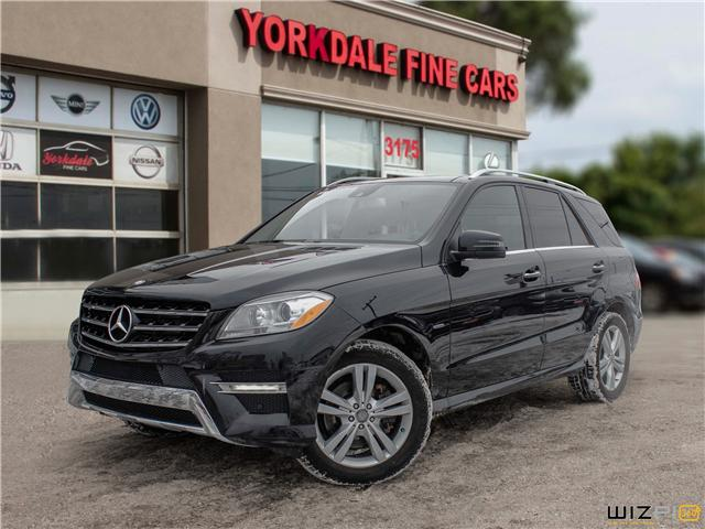 2012 Mercedes-Benz M-Class  (Stk: D3279) in Toronto - Image 1 of 26