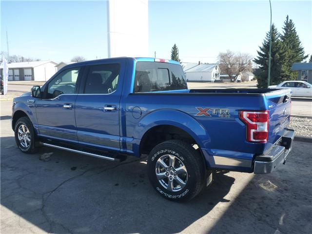 2018 Ford F-150 XLT (Stk: 8110) in Wilkie - Image 4 of 20