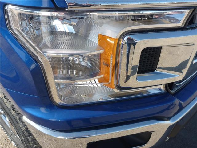 2018 Ford F-150 XLT (Stk: 8110) in Wilkie - Image 19 of 20