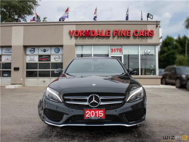 2015 Mercedes-Benz C-Class  (Stk: D3441) in Toronto - Image 2 of 23