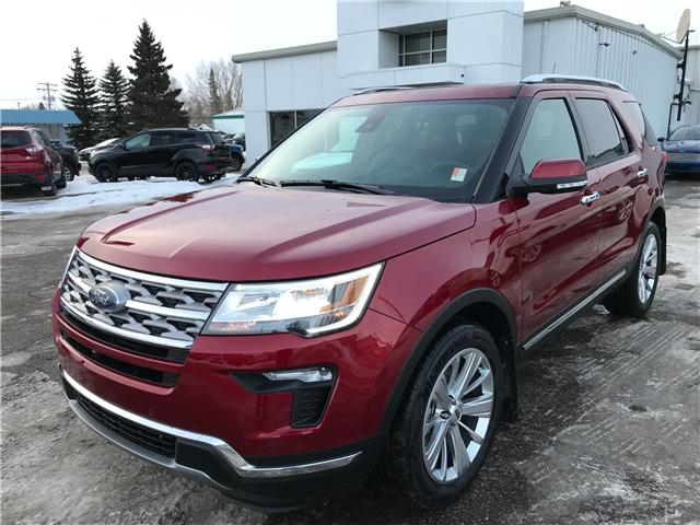2019 Ford Explorer Limited (Stk: 9112) in Wilkie - Image 2 of 23