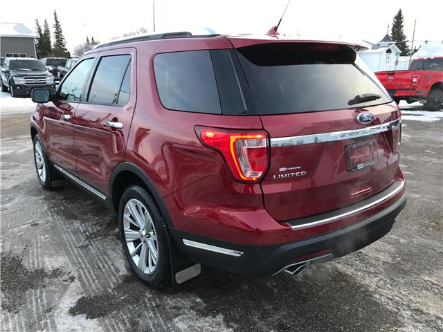2019 Ford Explorer Limited (Stk: 9112) in Wilkie - Image 3 of 23