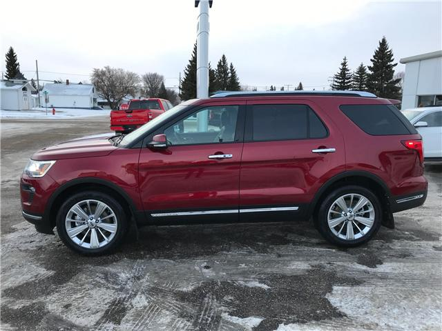 2019 Ford Explorer Limited (Stk: 9112) in Wilkie - Image 15 of 23