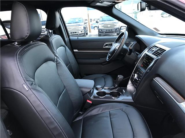 2019 Ford Explorer Limited (Stk: 9112) in Wilkie - Image 16 of 23