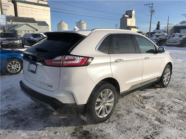 2019 Ford Edge Titanium (Stk: 9117) in Wilkie - Image 2 of 23