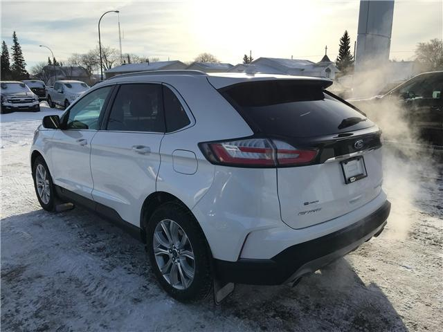 2019 Ford Edge Titanium (Stk: 9117) in Wilkie - Image 3 of 23