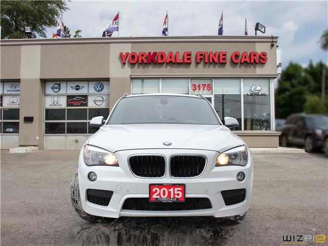 2015 BMW X1 xDrive28i (Stk: D2859) in Toronto - Image 2 of 26