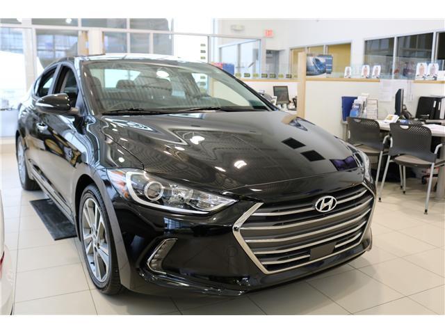 2018 Hyundai Elantra Limited (Stk: 82136) in Saint John - Image 1 of 3