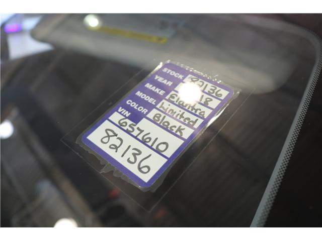 2018 Hyundai Elantra Limited (Stk: 82136) in Saint John - Image 2 of 3