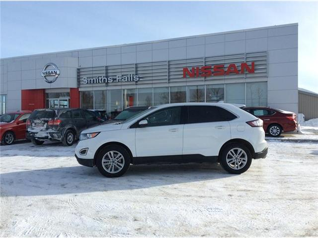 2016 Ford Edge SEL (Stk: 19-073A) in Smiths Falls - Image 1 of 13