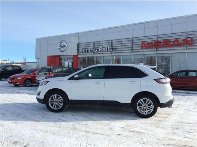 2016 Ford Edge SEL (Stk: 19-073A) in Smiths Falls - Image 3 of 13