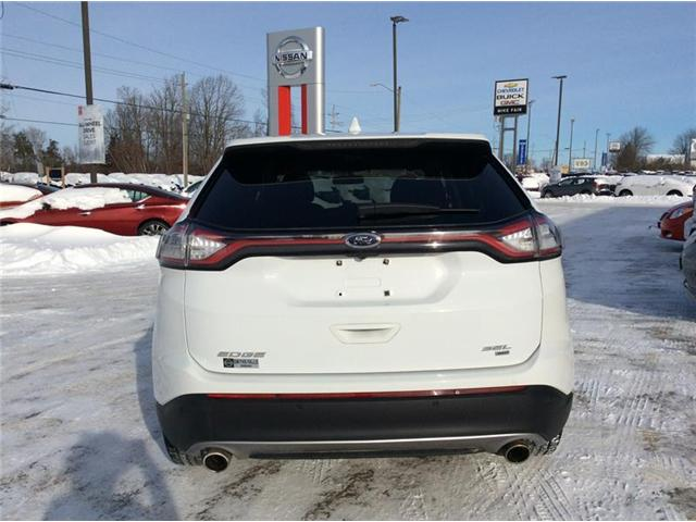 2016 Ford Edge SEL (Stk: 19-073A) in Smiths Falls - Image 4 of 13