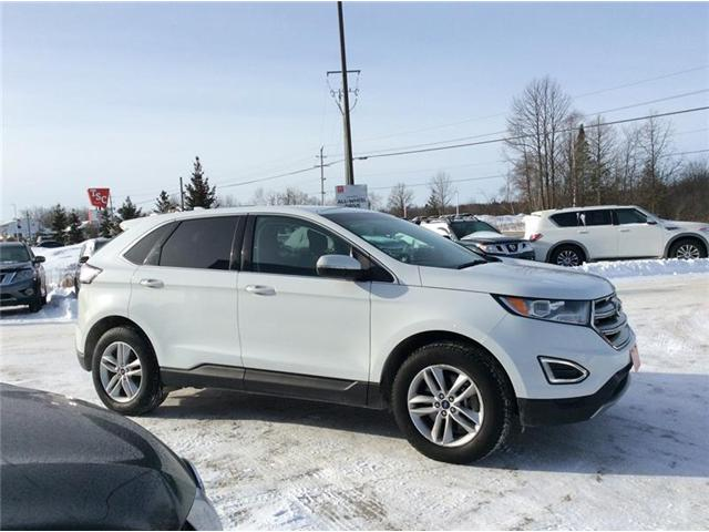 2016 Ford Edge SEL (Stk: 19-073A) in Smiths Falls - Image 7 of 13