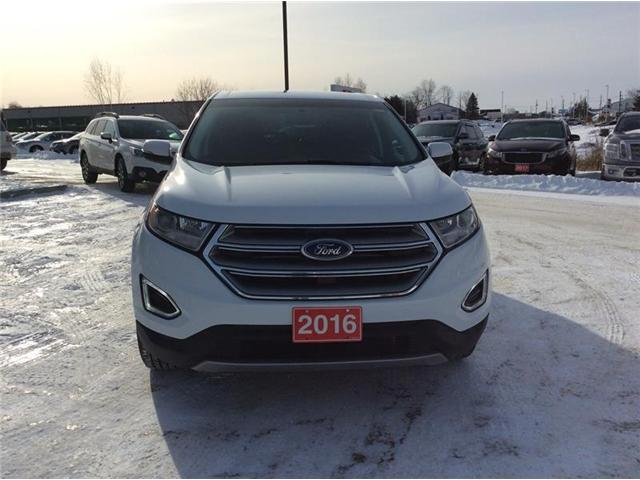 2016 Ford Edge SEL (Stk: 19-073A) in Smiths Falls - Image 8 of 13