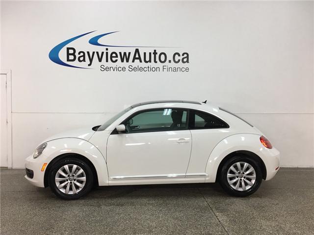 2014 Volkswagen The Beetle 2.0 TDI Comfortline (Stk: 34098W) in Belleville - Image 1 of 23