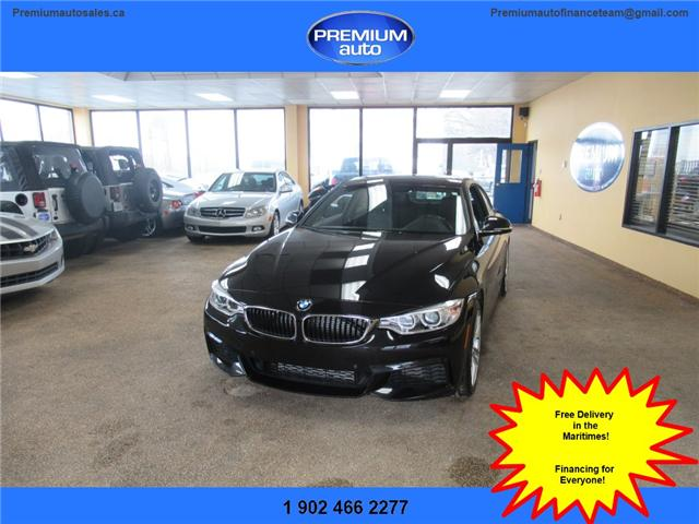 2016 BMW 435i xDrive (Stk: 373324) in Dartmouth - Image 1 of 26