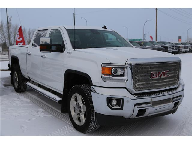 2016 GMC Sierra 2500HD SLT (Stk: 170826) in Medicine Hat - Image 1 of 23