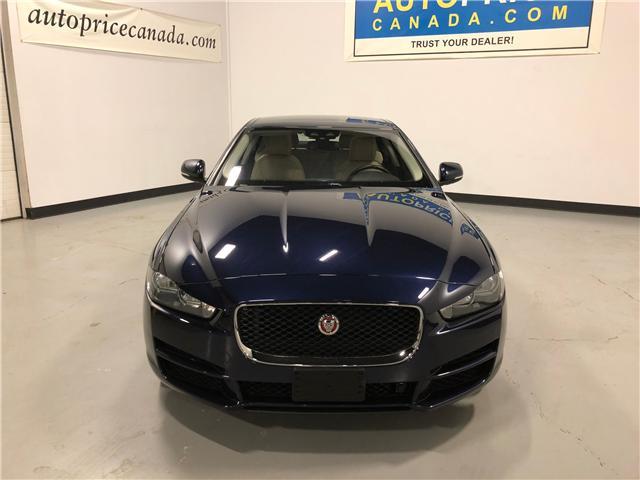 2017 Jaguar XE 2.0L Diesel Prestige (Stk: W0070) in Mississauga - Image 2 of 28