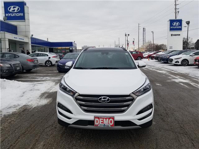 2018 Hyundai Tucson Ultimate 1.6T (Stk: 11551P) in Scarborough - Image 2 of 12
