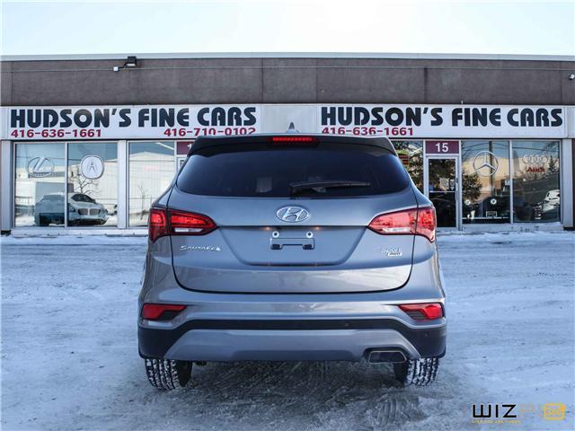 2017 Hyundai Santa Fe Sport 2.4 Premium (Stk: 47442) in Toronto - Image 6 of 30