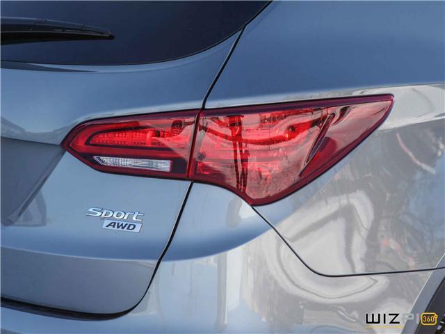 2017 Hyundai Santa Fe Sport 2.4 Premium (Stk: 47442) in Toronto - Image 10 of 30
