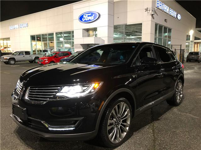 2016 Lincoln MKX Reserve (Stk: OP1903) in Vancouver - Image 1 of 25