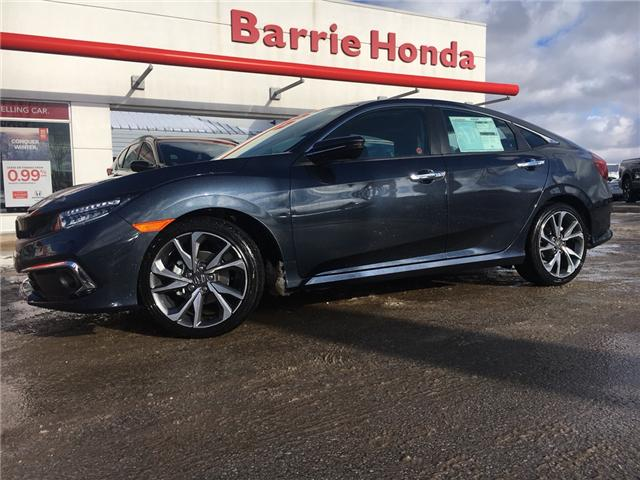 2019 Honda Civic Touring (Stk: 19294) in Barrie - Image 1 of 14