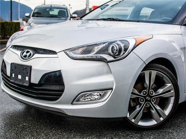 2015 Hyundai Veloster Tech (Stk: B0254) in Chilliwack - Image 2 of 30
