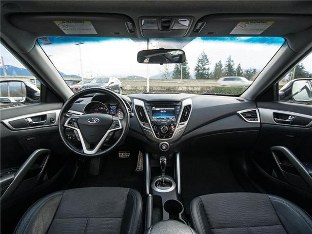 2015 Hyundai Veloster Tech (Stk: B0254) in Chilliwack - Image 3 of 30
