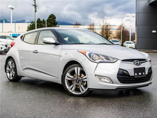 2015 Hyundai Veloster Tech (Stk: B0254) in Chilliwack - Image 6 of 30