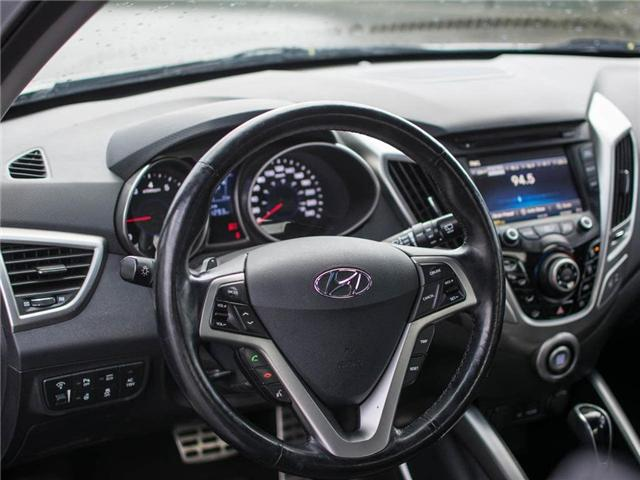2015 Hyundai Veloster Tech (Stk: B0254) in Chilliwack - Image 13 of 30