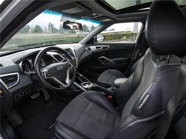 2015 Hyundai Veloster Tech (Stk: B0254) in Chilliwack - Image 26 of 30