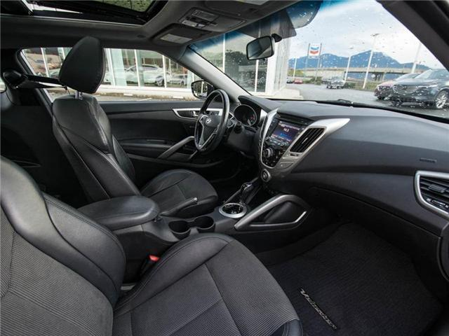 2015 Hyundai Veloster Tech (Stk: B0254) in Chilliwack - Image 29 of 30