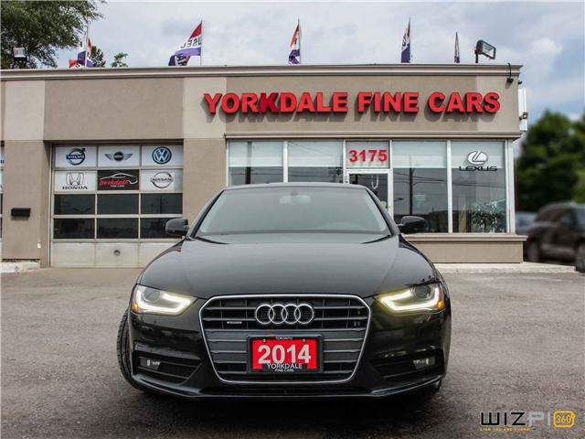 2014 Audi A4  (Stk: S1010) in Toronto - Image 2 of 25