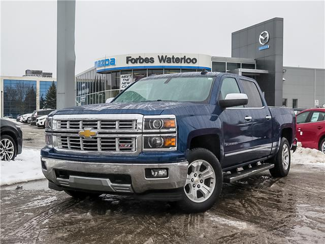 2015 Chevrolet Silverado 1500  (Stk: M6026B) in Waterloo - Image 1 of 20