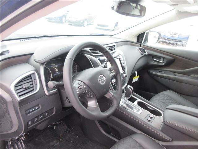 2019 Nissan Murano Platinum (Stk: 8450) in Okotoks - Image 4 of 28