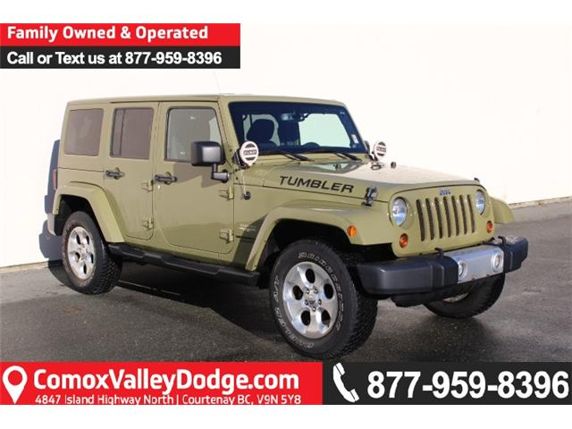 2013 Jeep Wrangler Unlimited Sahara (Stk: L863694A) in Courtenay - Image 1 of 30