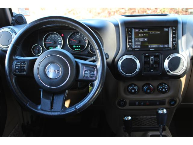2013 Jeep Wrangler Unlimited Sahara (Stk: L863694A) in Courtenay - Image 13 of 30
