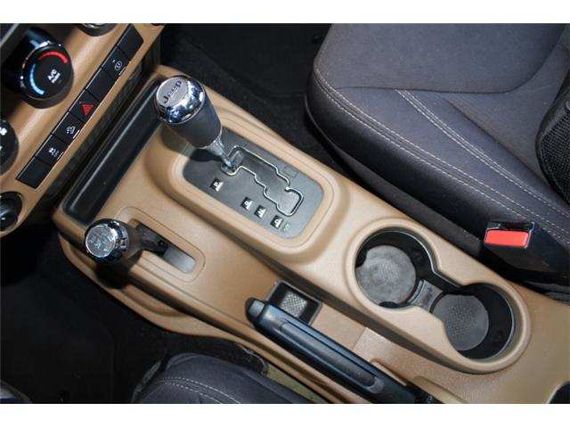 2013 Jeep Wrangler Unlimited Sahara (Stk: L863694A) in Courtenay - Image 16 of 30