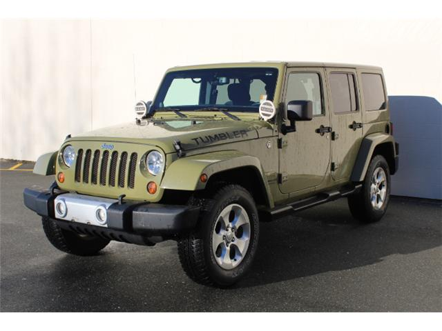 2013 Jeep Wrangler Unlimited Sahara (Stk: L863694A) in Courtenay - Image 2 of 30